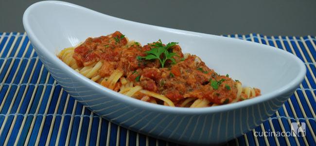 Linguine Al Tonno Le Ricette Di Cucinaconoi