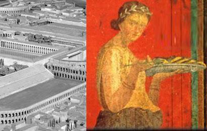 La storia della cucina nell 39 antica roma le ricette di for Cucina romana antica