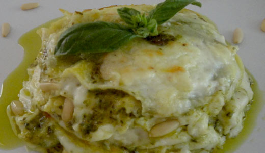 lasagne-pesto