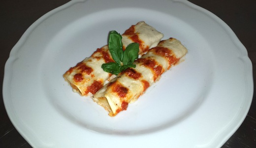 cannelloni all'italiana