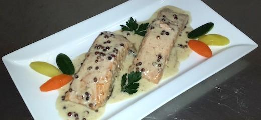 Crostini con crema al salmone | RicetteDalMondo.it