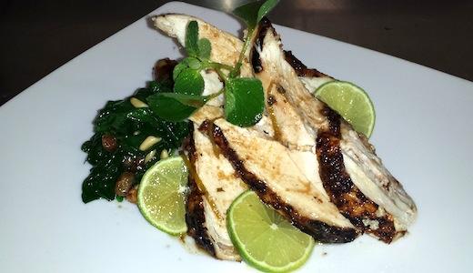 Ricetta pollo zenzero e lime