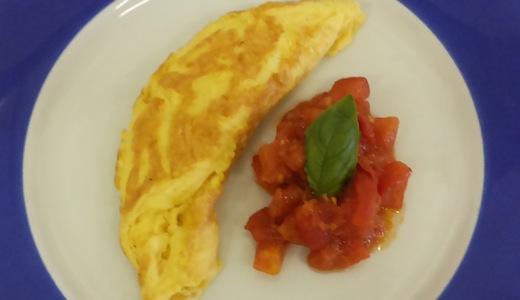 Ricetta omelette