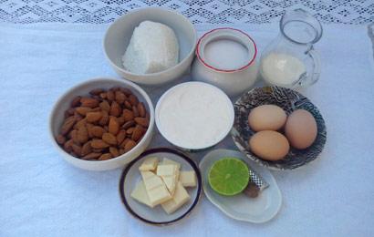Ingredienti ricetta semifreddo ricotta e mascarpone