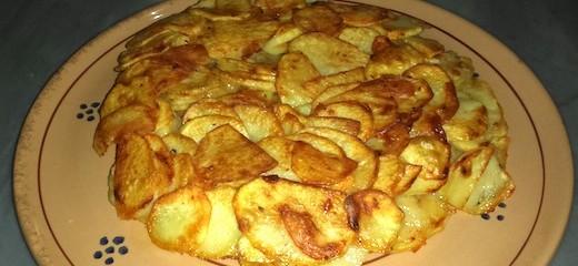 Foto ricetta frittata di patate