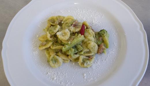 Ricetta pasta con broccoli e salsiccia
