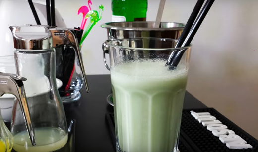 smoothie-cetriolo-sciroppo